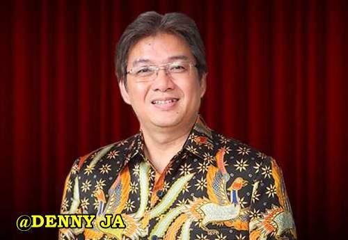Denny JA: Jika Mudik Tak Dilarang Indonesia Potensial Melompat Lima Besar Negara Paling Terpapar Covid-19