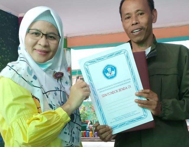 Bakal Calon Walikota Tangerang Selatan Ria Dahlia: Sikap Dan Perbuatan Guru Menjadi Panutan Siswa
