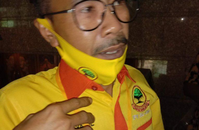 Ketua DPW Sulteng Partai Berkarya Setuju Kebijakan Pimpinan Pusat Tindak Tegas Kader Yang Melanggar AD/RT