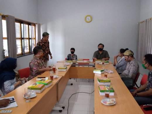 Revitalisasi Pesanggrahan Langenarjo Mendapat Restu Susuhunan Paku Buwono XIII, PT Elshaddai Harus Koordinasi Dengan BPCB Jawa Tengah