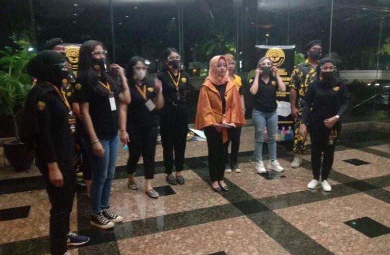 Peduli Covid-19, Angkatan Muda Partai Berkarya Mengajak Para Anggota DPP Dan Bidang Kemahasiswaan Untuk #Gemarnabung