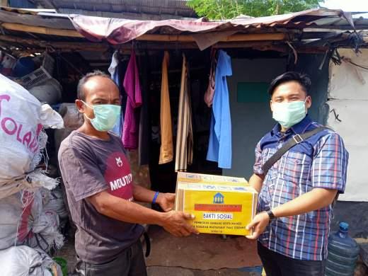 LPPI Kampanyekan Gerakan Pakai Masker Sebagai Gaya Hidup Di Ciputat Tangerang Selatan