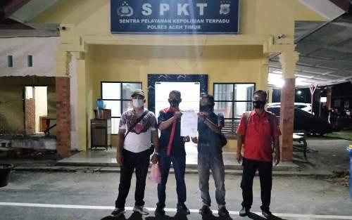 Menghina Dan Ancam Wartawan, Oknum Kontraktor Dipolisikan