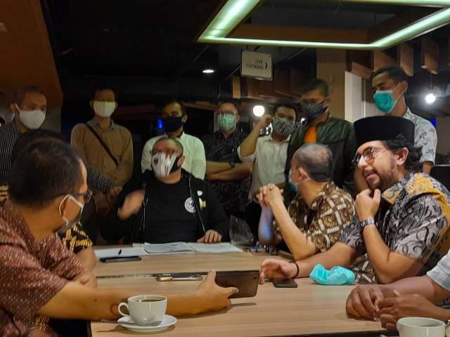 Fauzan Kamil Terpilih Melalui MUNASLUB AMPHURI Sah Secara Hukum