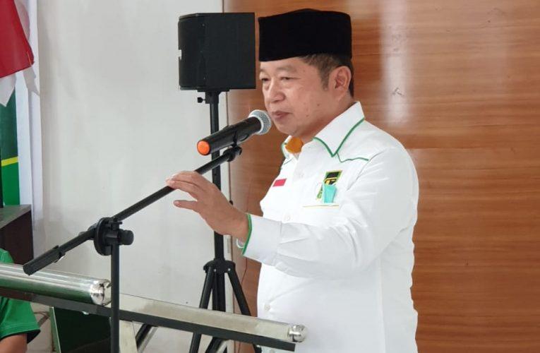 Plt Ketum PPP Sampaikan Dukungan Penuh Pada Kadernya Untuk Maju Dalam Pilkada 2020