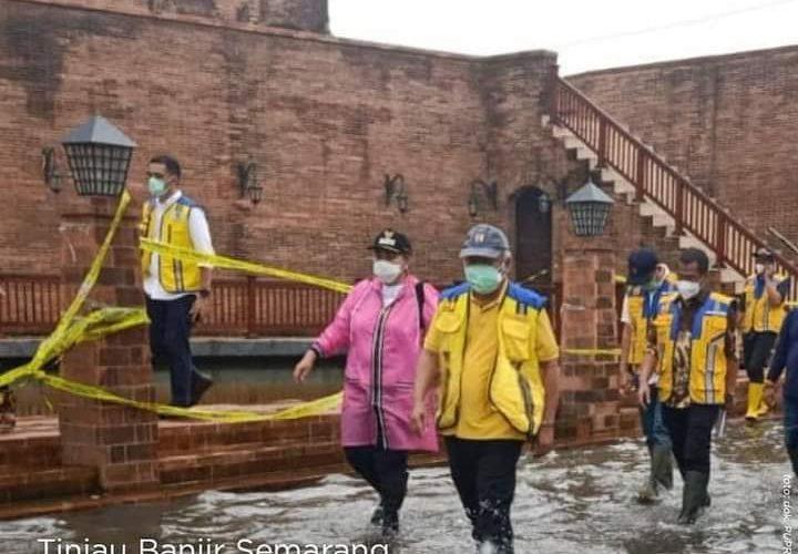 Semarang Dilanda Banjir, Menteri PUPR: Penyebabnya Curah Hujan Ekstrim