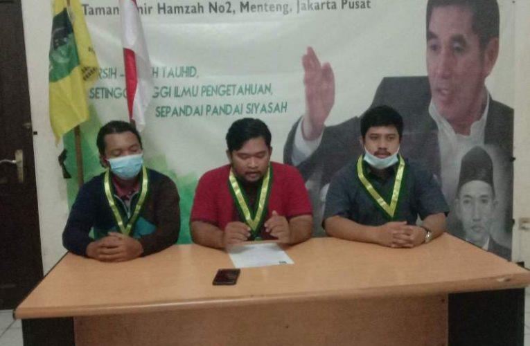 Dianggap Inkonstitusional, SEMMI Jakarta Raya Tegas Menolak Hasil Musda KNPI DKI Jakarta