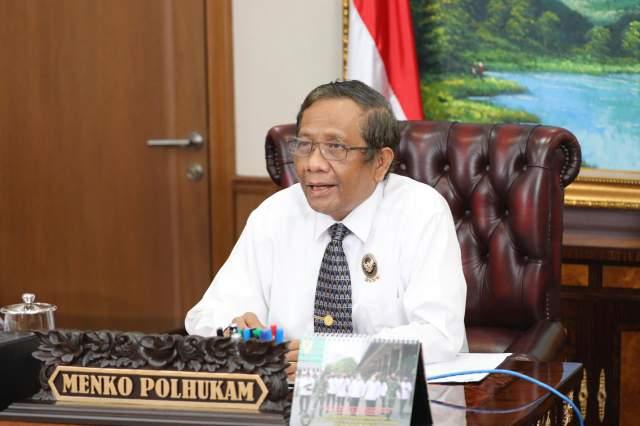 Mahfud MD: UU Hukum Pidana Sudah Usang, Pengesahan RUU KUHP Mendesak