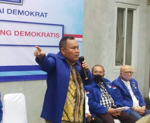 Alasan Jhoni Allen Dkk Menggelar KLB Deli Serdang: AHY Belum Matang Dan Tidak Berpengalaman Memimpin Demokrat