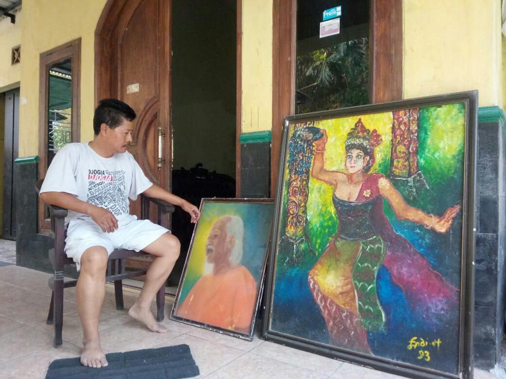 Penggerak Literasi Sragen Ingin Pecahkan Rekor MURI
