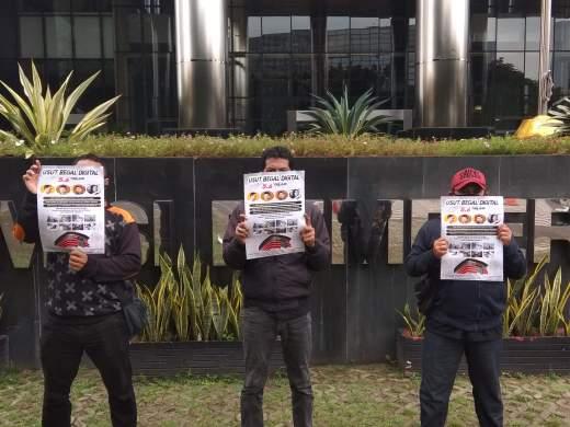 KOMPAK Desak KPK Mengusut Dugaan Korupsi Dana Kartu Pra Kerja 5,6 Triliun