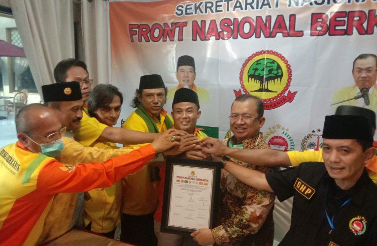 Prio Budi Santoso Hadiri Deklarasi Front Nasional Berkarya
