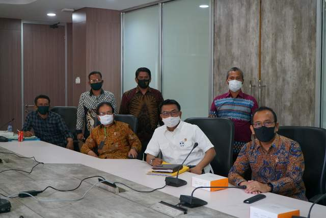 Tindak lanjuti Perintah Presiden Jokowi, Kepala Staf Kepresidenan Komitmen Selesaikan Konflik Agraria