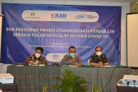 BSN Dukung PT Swayasa Prakarsa  Raih Sertifikat SNI Untuk GeNose C19