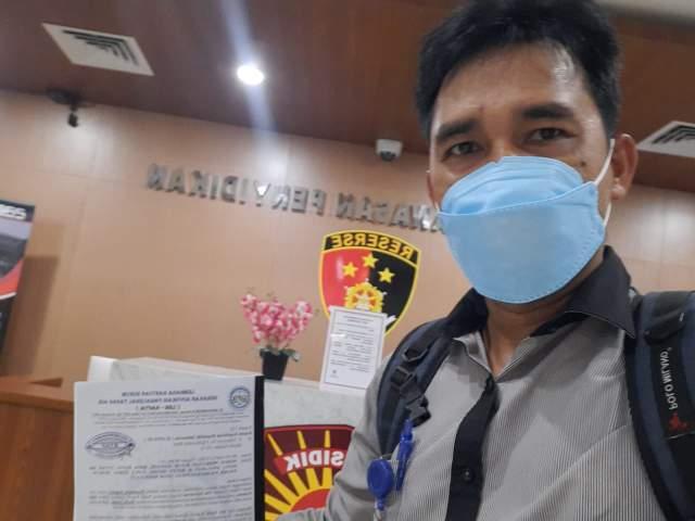 Diduga Jaringan Mafia Kuasai Aparat Kepolisian Resort Boven Digoel Papua, LBH Gapta Lapor Ke Propam Mabes Polri