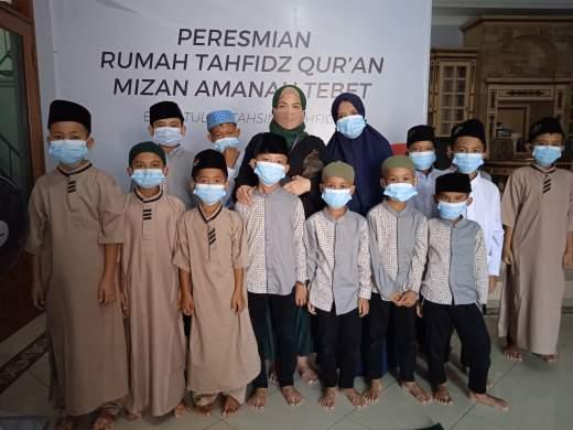 Tahun Ini Akan Rayakan Idul Adha Dengan Anak Yatim, Bunda Anna: Pandemi Covid-19 Tidak Menghalangi Kita Berbuat Kebajikan